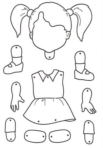 Recortables-Articulados - Naikari Naika - Álbumes web de Picasa