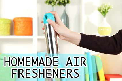How to make your own natural air fresheners cleaning pinterest natural air freshener home - Homemade air fresheners ...