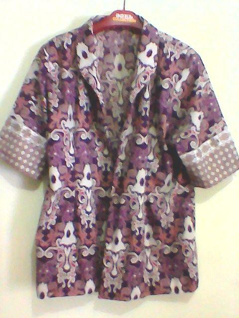 Batik Blouse - Papua