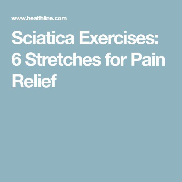 sciatica exercises for sciatica pain relief pdf