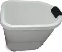 Linha completa de mini banheira ofurô para espaços reduzidos
