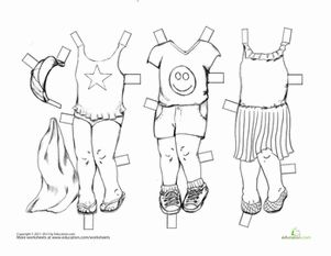 Image Result For Victorian Clothes Worksheet