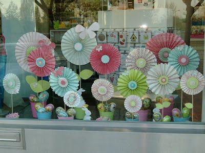 Easter display!
