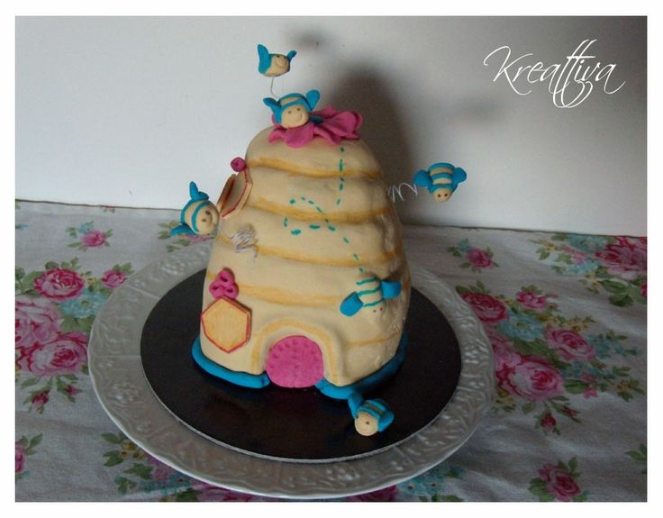#Kreattiva: #Torta #Alveare