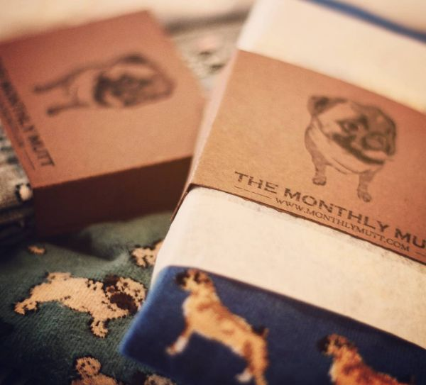 SIGN UP FOR OUR MONTHLY DOG THEMED SOCK SUBSCRIPTION - MONTHLY EDITIONS DELIVERED EVERY 30 DAYS FROM AUSTRALIA TO YOUR DOOR (WE SHIP GLOBALLY).