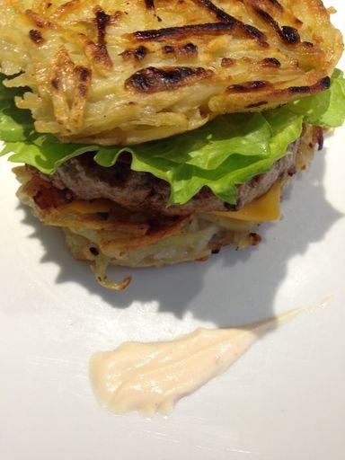 Hamburger Original (Rösti) : Recette de Hamburger Original (Rösti) - Marmiton