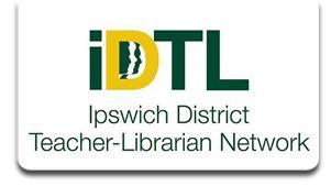 Ipswich District Teacher Librarian Network Logo