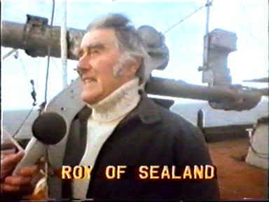 Prince Roy of the Principality of Sealand dies at the age of 91