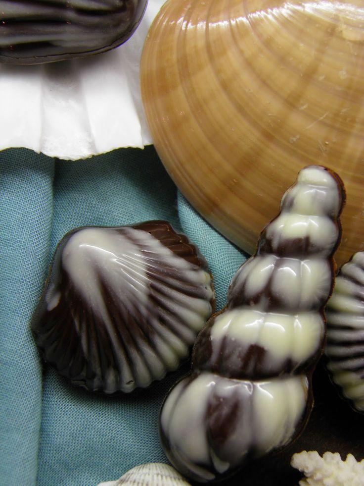 Csokoládé Reformer: Étcsokoládés tenger gyümölcsei bonbon