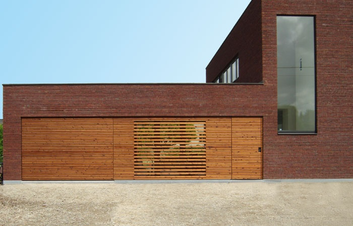 Stunning sectional garage doors from L-Door