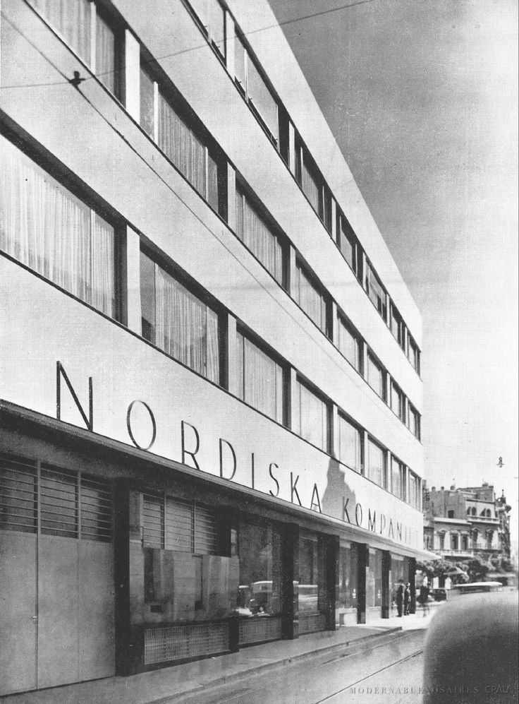 Nordiska Kompaniet, Buenos Aires