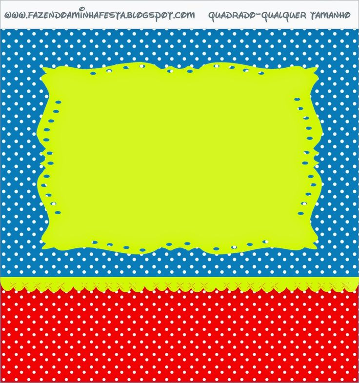 Red, Yellow and Blue: Free Printable Candy Bar Labels.