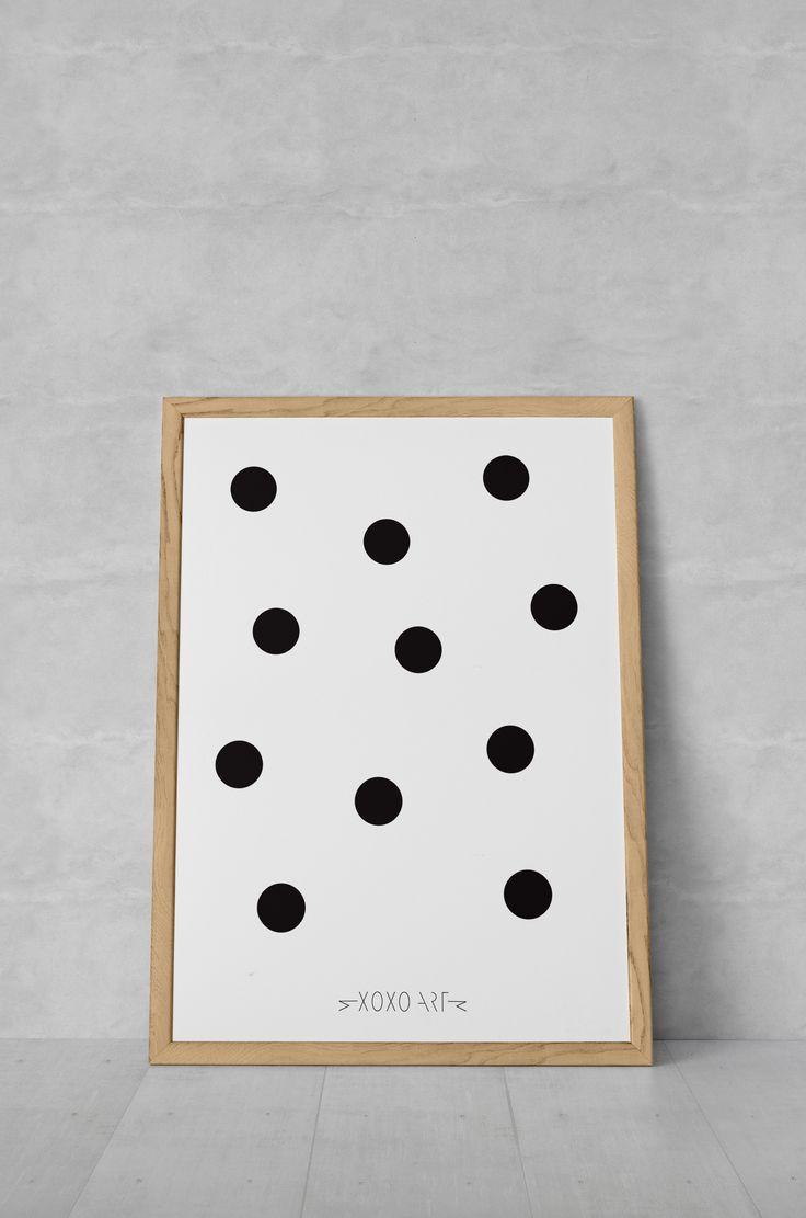 Dots from www.xoxoart.dk  online webshop in Denmark xoxoart