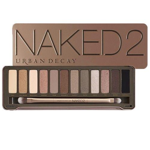 Estojo de Sombras Naked2 Palette