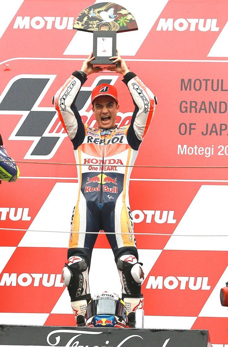 Pedrosa, Japanese MotoGP 2015