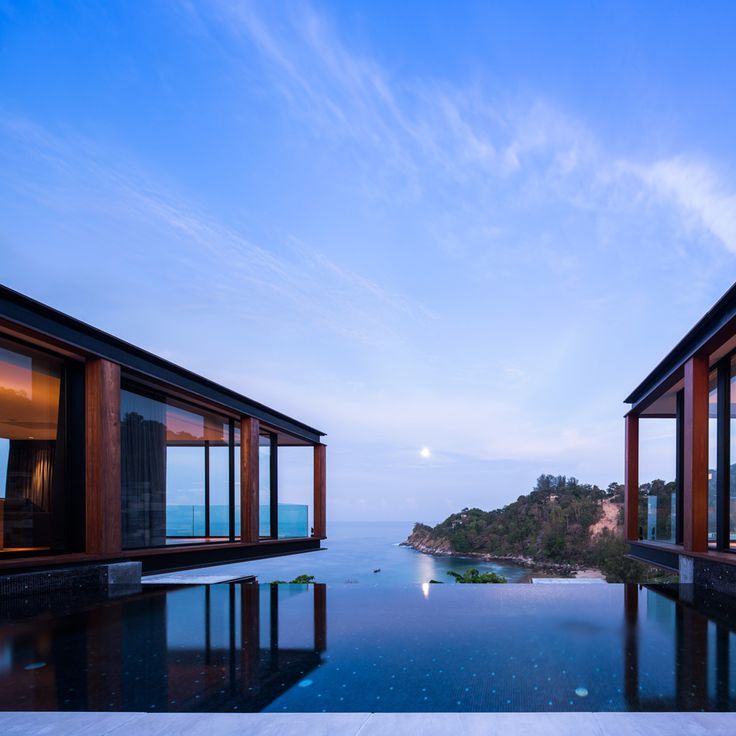Naka Phuket Hotel Resort In Thailand By Duangrit Bunnag Of Dbalp