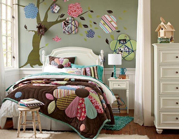 15 cool and well expressed teen bedroom collection - Funky Bedroom Design