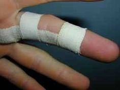 "I wish I had learned this right when I started #climbing. - ""How to Tape Your Fingers"""