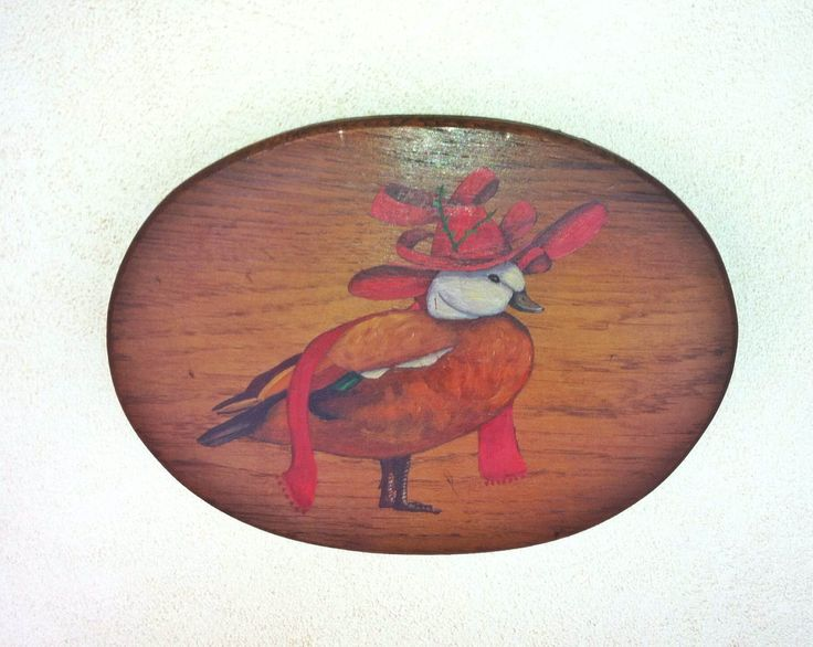 Unique hand painted bathroom signs at Blanket Bat #upcycle #Paradiseduck #Ladies