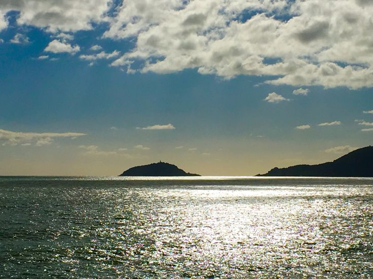 Isola Tino Liguria Italia