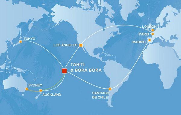 map of bora bora - Google Search