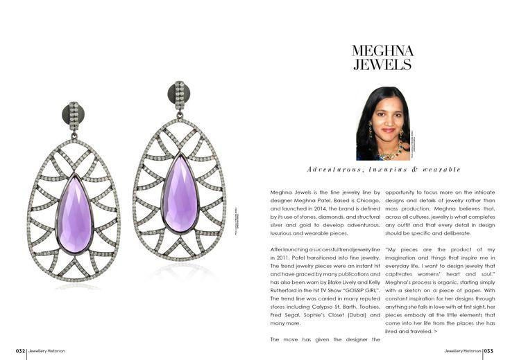 MEGHNA Jewels