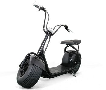 Two big wheels harley vespa cheap electric scooter electric motorcycle 1000w citycoco scooter