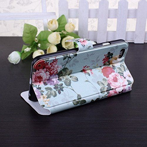 Designer Style iPhone 5/5s/ 6 Floral Rose Blossom Tropical Vintage Flower Pink/Black/Blue Pastel Pink wallet Clutch Case/Cover by iM (iphone5/5s, aqua rose) MiMi http://www.amazon.co.uk/dp/B00VAKDVU0/ref=cm_sw_r_pi_dp_vGSNvb05JE41T