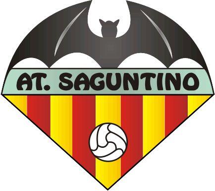 1951, Atlético Saguntino (Sagunto, Comunidad Valenciana, España) #AtléticoSaguntino #Sagunto #Valencia (L19076)