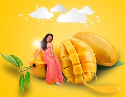 """Check out new work on my @Behance portfolio: """"TO Mango Lovers"""" http://be.net/gallery/48001441/TO-Mango-Lovers"""