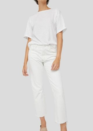 Committed relaxed jeans -  Women | MANGO USA