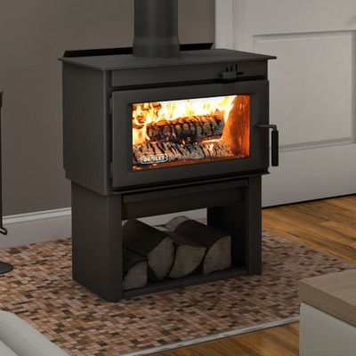 Drolet Deco High Efficiency Wood Stove DB03200