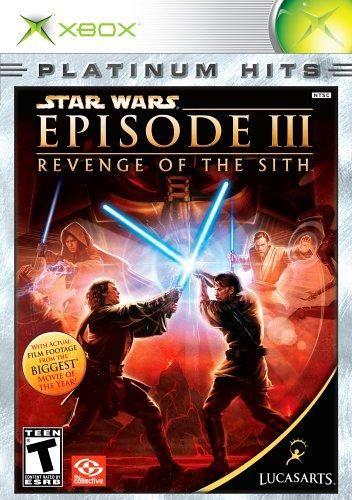 Star Wars Episode Iii Revenge Of The Sith Xbox Star Wars Episodes Star Wars Games Star Wars Episode Ii