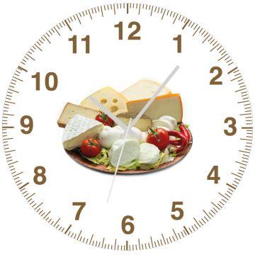 Peynir Tabağı Saat 27 cm