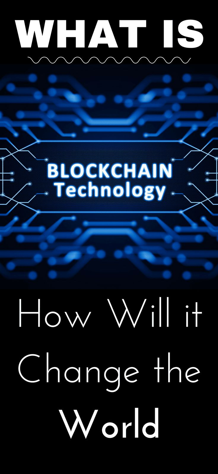 What is blockchain technology and how will it change the world?   – Technology …