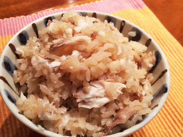 鯛の切り身と白だしで簡単本格鯛飯♪の画像