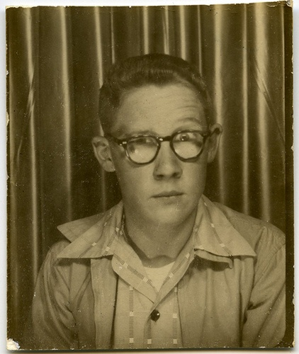 +~Vintage Photo Booth Picture~+ You were expecting perhaps...?: