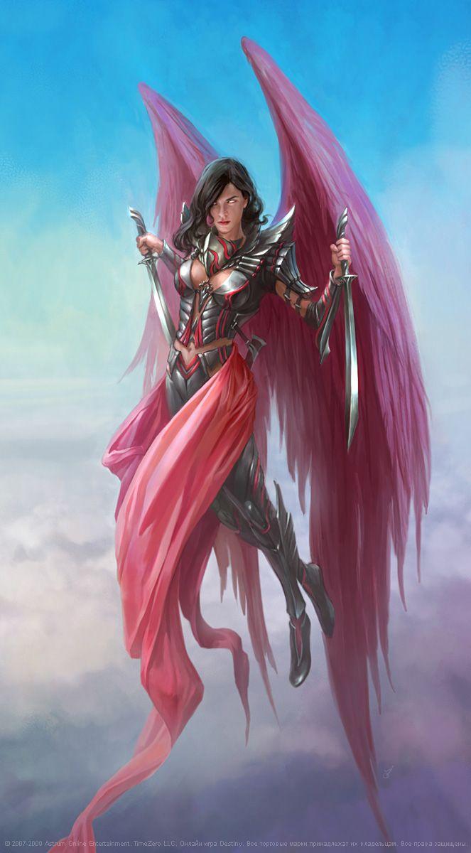 Resultado de imagen para Chaos angel