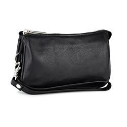 DEPECHE clutch/pung - style 4370 - black