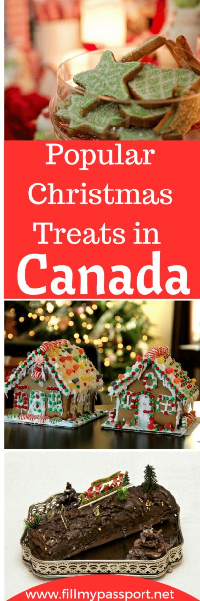 Christmas is the most festive time of year and is celebrated differently around the world. Here is an epic list of treats enjoyed in Canada at this time of year, making Canadians all the more cheerful. Such treats as fruitcake, butter tarts, eggnog, and Nanaimo Bars definitely put Canadians in a better frame of mind at a time of year that can prove stressful. #Christmascookies #christmastradition #canadafood #christmasbaking