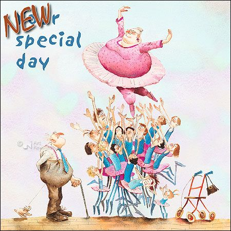 Your special day | Marius van Dokkum - Art Revisited