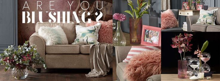 Are you blushing? - Get The Look - Inspiration - Shop