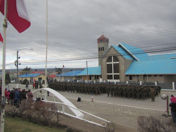 Catedral de Porvenir. Tierra del Fuego. XII Región de Magallanes. Chile.