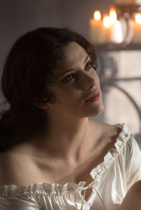 Jessica De Gouw as Mina in Episode 8 of Dracula - sky.com/dracula