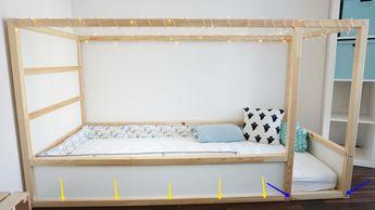 Ikea Kura Bett Kinderbett Inspiration