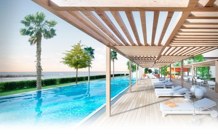 Hotel Estival Eldorado Resort, Complexe familial et sportif