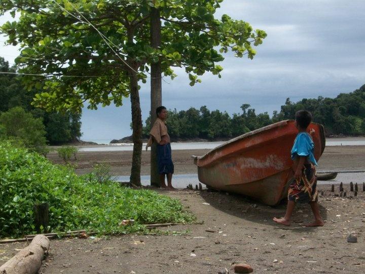 Tarde en Nuquí - Chocó- Colombia