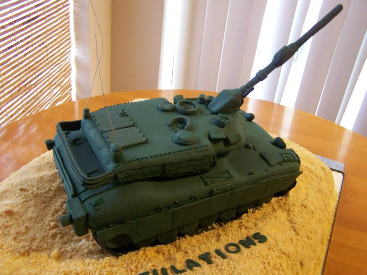 military cake ideas | Wendy Woo Cakes: May 2011