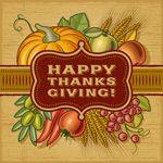 Thanksgiving Crafts, Printables & Recipes