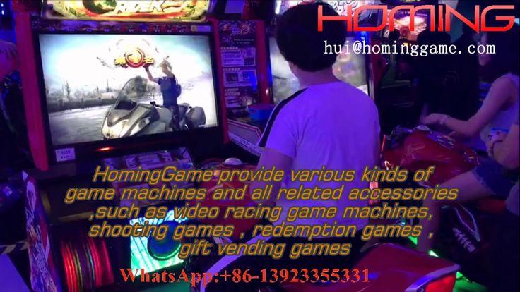 Juego de arcade Machine | niños juego de la maquina | redención billete juego |Shooting Game Machine Juego de arcade Machine | niños juego de la maquina | redención billete juego | Shooting Game Machinehui@hominggame.com)  http://ift.tt/1rDohG6 Correo electrónico: hui@hominggame.com WhatsApp:  86-13923355331 Homing Amusement & Game Machine Co. Limited.Se especializan en la fabricación y suministro de monedas de juego de la maquina Maquina de juego juego de arcade Machine máquina de juego de…